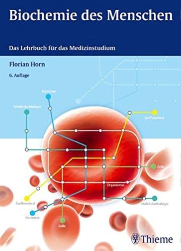 Biochemie des Menschen: Das Lehrbuch für das Medizinstudium -