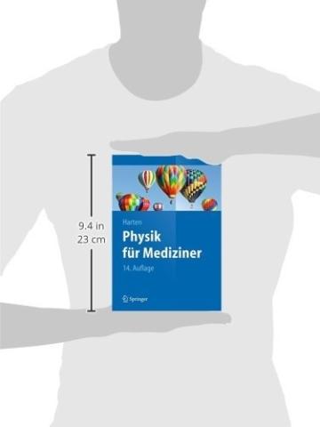 Physik für Mediziner (Springer-Lehrbuch) -